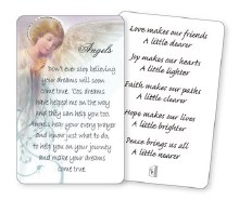 Prayer Leaflet Angel