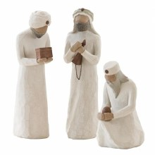 The Three Wisemen 22cm