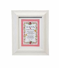 To Brighten Up Your Day Angel Hugs Frame 7 x 5