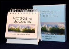 Mottos for Success Vol 1 with Bible Verse
