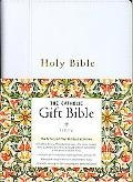NRSV - The Catholic Gift Bible (White, Imitation Leather)