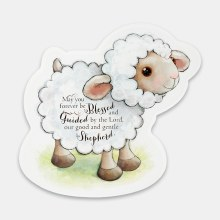 Lamb Shaped Plaque