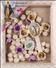 Miraculous Wall Rosary