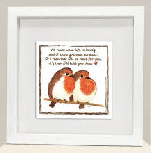 RC003 Hold You Close Red Robin Frame