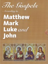 The Gospels Boxset Matthew, Mark, Luke & John
