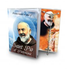 St Pio Rosary Booklet
