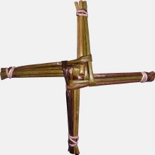St Brigid's Cross Large
