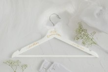 Personalised A Special Day  Communion Hanger
