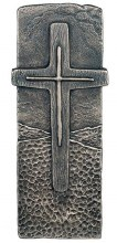 Christian Cross Plaque - Genesis
