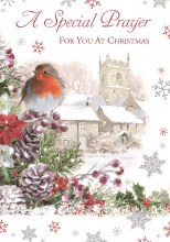 A Special Prayer For You at Christmas
