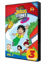 The Jesus Stories Vol 1 DVD