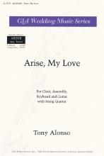 Arise My Love Music for weddings