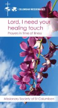 Lord I Need Your Healing Touch: Prayers in Times of Illness