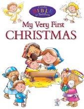 Candle Bible for Toddlers: My Very First Christmas