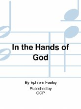 In the Hands of God sheet music