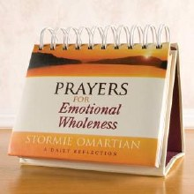 Prayers For Emotional Wholeness