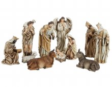Church Nativity Set 11 Figures (30cm)