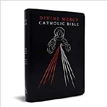 Divine Mercy Catholic Bible, leather
