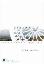 Storrington Mass - Choral / Accompaniment edition Revised Order of Mass 2010