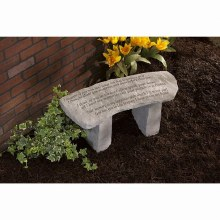 35620 I Thought of You Memorial Bench