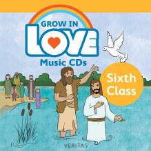 Grow In Love  6th Class Double Music CD