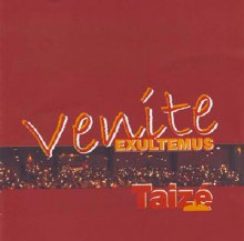 Venite Exultemus CD