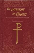 Imitation of Christ, Burgundy, Hardback
