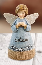 Blue Believe Angel