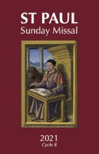 St Paul Sunday Missal 2021 Cycle B