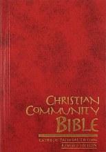 Christian Community Bible - Compact