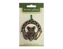 Claddagh Ring Hanging Ornament