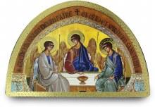 Arch print the Trinity