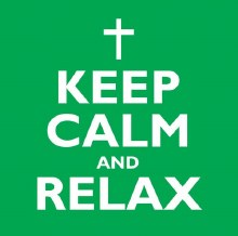 Keep Calm and Relax CD