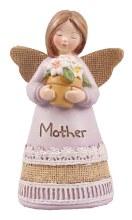 39355 Mother Message Angel 10cm