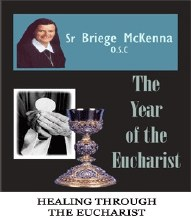 The Year of the Eucharist: Healing Through the Eucharist