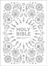 NIV Gift Pocket Bible, White