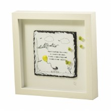 Lovable Baby Framed Picture