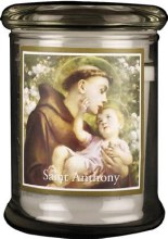St Anthony LED Candle