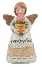 39354 Grandmother Message Angel 10cm