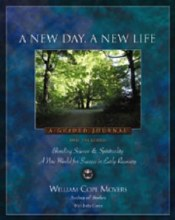 A New Day, A New Life: A Guided Journal with DVD
