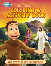 He Is Risen Colouring and Activity Book