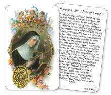 St Rita Prayer Leaflet