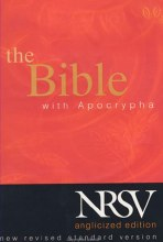 NRSV Bible, Popular Text with Apocrpha