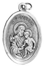 St Joseph Medal