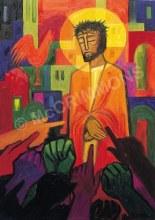 Footsteps of Christ Poster Set