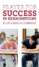 Prayer for Success in Examinations
