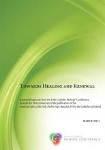 Towards Healing and Renewal
