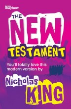 The New Testament: Teenager, Pink cover