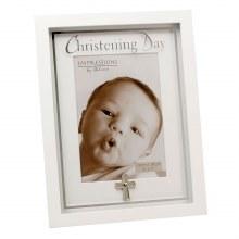 Baptism Mirror Print Photo Frame