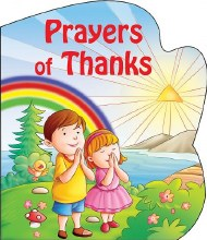 Prayers of Thanks, board book